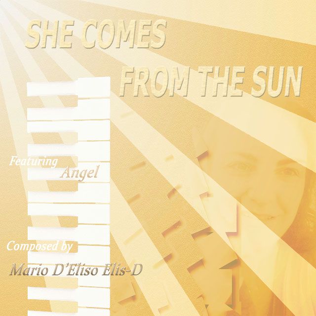 she comes from the sun